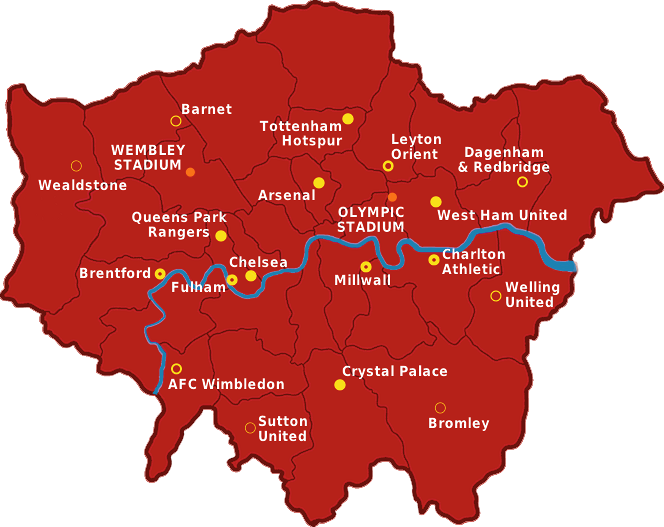 London-football-map-2014-15F